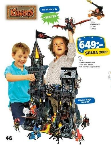 ...giocare insieme con il castello del drago!