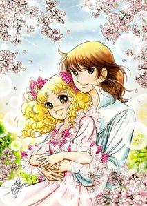 Disegno di Marco Albiero (stupendo!) nello stile del manga di Rumiko Igarashi